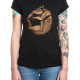 T-Shirt | MP Fox | women | schwarz