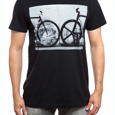 T-Shirt | Fixie | men | schwarz