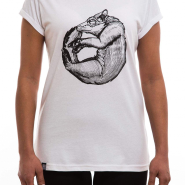 T-Shirt | MP Fox | women | weiß