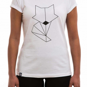 T-Shirt | Fox | women | weiß